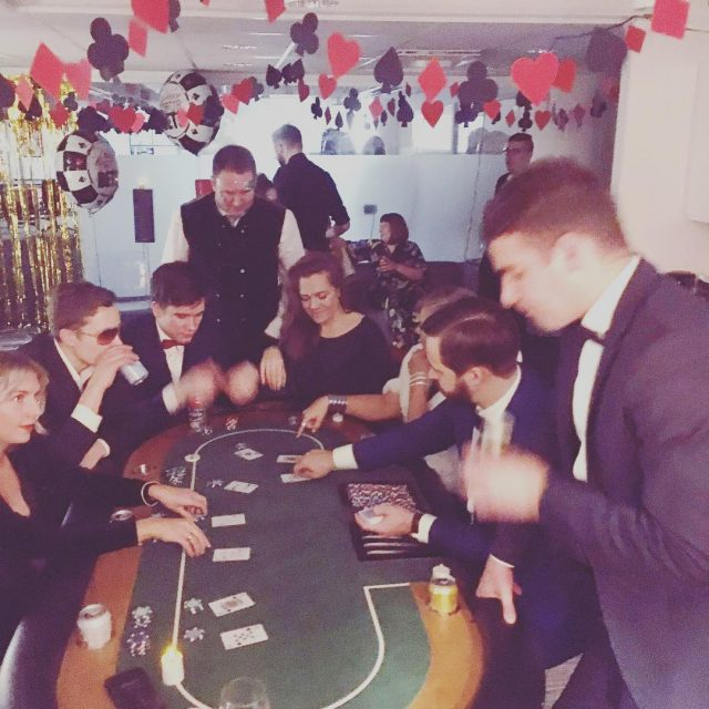 Gambling night, holy night.. 🎄#citydigital #citydevlabs #christmasparty #poker #helsinki #programmer #programming #git #github #php #java #javascript #coders